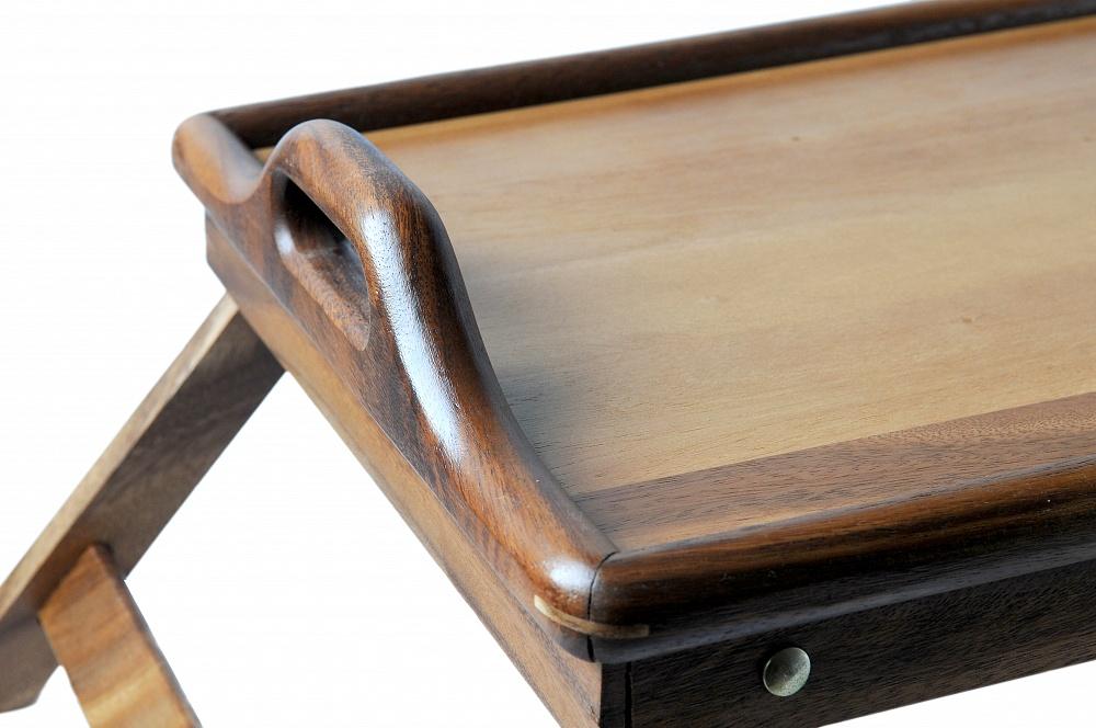 Столик для завтрака тонированный 34х55см, арт. 9/855-684912609