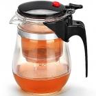 Заварочный чайник 500мл стекл.MB дав/клап(х24)