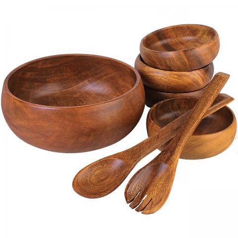 Посуда из гевеи: Азиатский путь